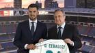 """Florentino: """"La convicción de Ceballos para vestir esta camiseta ha sido clave"""""""
