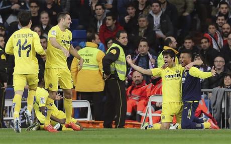 El gol de Gerard Moreno le priv� al Real Madrid de dos puntos