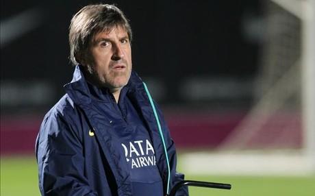 Roura, nuevo director del fútbol base