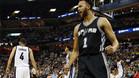 Los Spurs acarician la pr�xima ronda