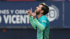 Messi iguala a dos leyendas del FC Barcelona