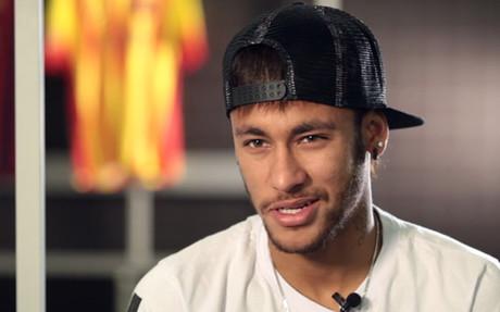 Neymar se abre para los fans del FC Barcelona