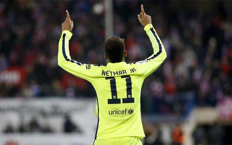 Neymar est� demostrando este a�o que su fichaje fue un gran acierto