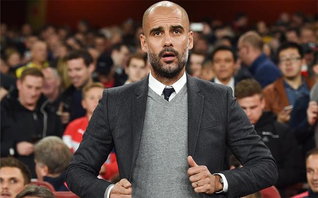 El Manchester City le preparar�a a Guardiola un equipo de ensue�o