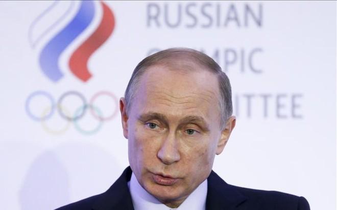 """Putin: """"La exclusión de atletas rusos desvirtúa los Juegos de Río"""""""