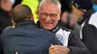 Ranieri ya se atreve a hablar del t�tulo y anima a sus jugadores a pelear por �l