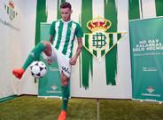 Sanabria, delantero del Betis, asegura que a�n no est� en plena forma