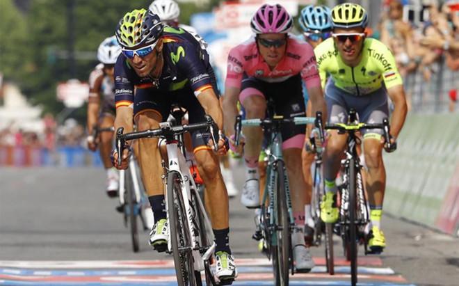 Valverde, preparado para dar el m�ximo en el Giro