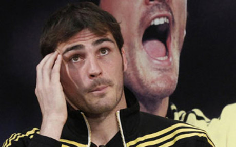 Apuntan a Casillas