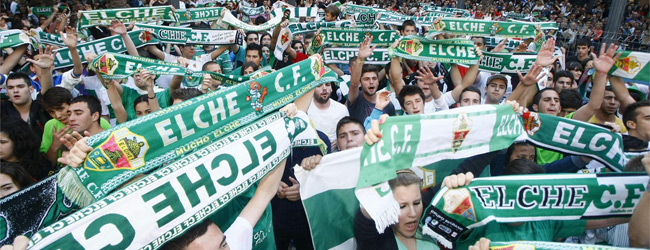El Elche regresa a Primera Divisin