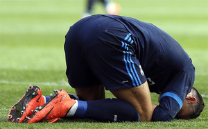 Cristiano lleva cuatro partidos sin marcarle al Atlético