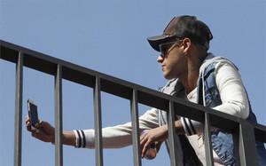 Siguen las preocupaciones extradeportivas para Neymar
