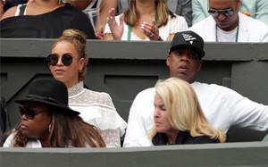 Beyoncé presenció la final