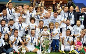 El Real Madrid es el último campeón de la Champions League