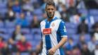 Martín Demichelis está teniendo poco protagonismo en el Espanyol