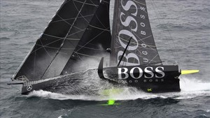 Hugo Boss de Alex Thomson