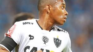 El ex madridista Robinho juega en la actualidad en el Atlético Mineiro