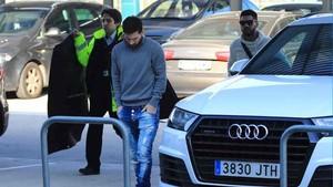 Messi y sus hermanos ya viajan a Egipto