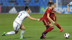 España se estrena en la Copa Algarve ante Japón