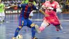 Adolfo, jugador del FC Barcelona Lassa