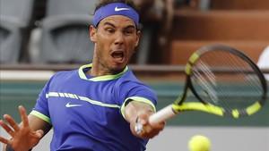Rafa Nadal busca este mediodía su décimo título en Roland Garros