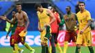 Camerún y Australia firmaron las tablas