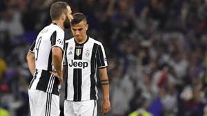Dybala es la gran referencia de la Juventus de Turín