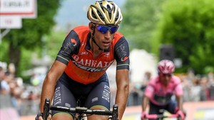 Nibali, optimista respecto a sus opciones en la Vuelta