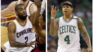 Los Celtics fichan a Irving a cambio de Isaiah Thomas