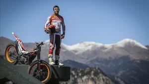 Toni Bou, en Andorra