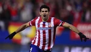 Diego Costa viaja a Madrid