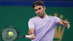 Federer superó a Nadal