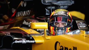 Carlos Sainz puede seguir progresando en Renault