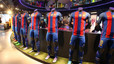 Bar�a wants to begin next season with a shirt sponsor