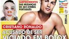 Cristiano Ronaldo, adicto al b�tox