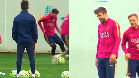 Messi humilla a Piqu� con un ca�o de aut�ntico crack