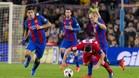 La baza que piensa tener el Barça en el Calderón