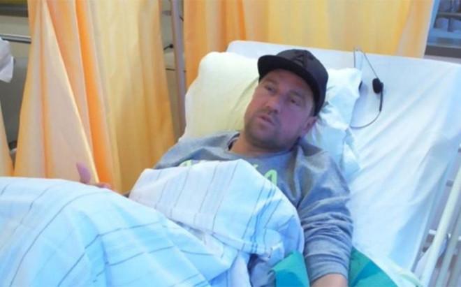 Ivan Klasnic espera urgentemente un donante de ri��n