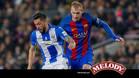 EL 1x1 del Barcelona ante el Leganés