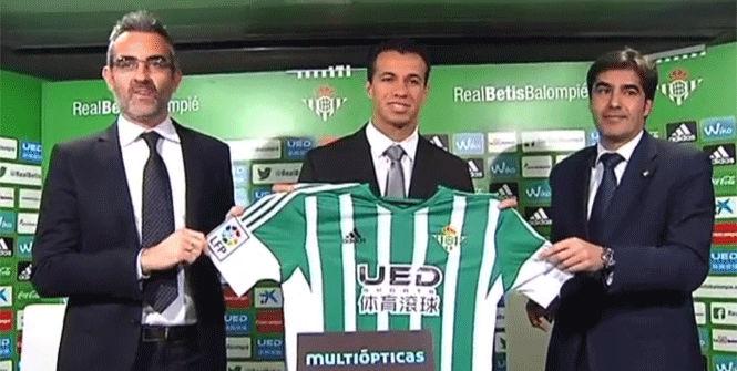 """Leandro Damiao: """"Espero poder construir una historia en el Betis"""""""