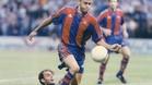 Luis Enrique cumple 20 a�os como barcelonista