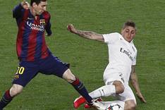 Messi, con ganas de marcar ante el Bayern de M�nich