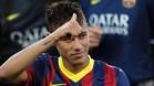 Neymar es feliz en Barcelona