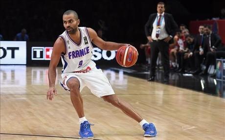 Tony Parker jugar� el preol�mpico con Francia