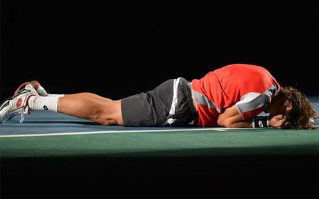 David Ferrer gan� su primer Masters 1000