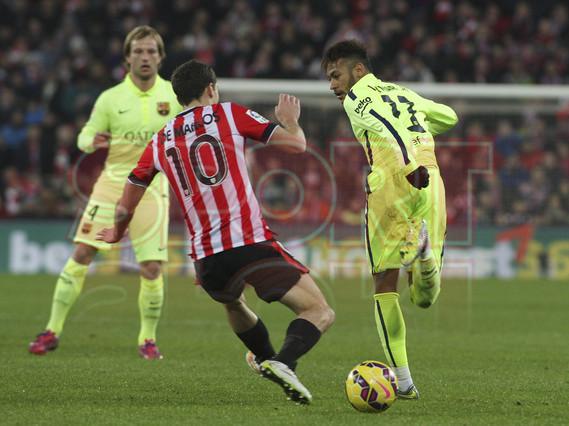 صور : مباراة أتليتيكو بلباو - برشلونة  2-5 ( 08-02-2015 ) 1423435123196