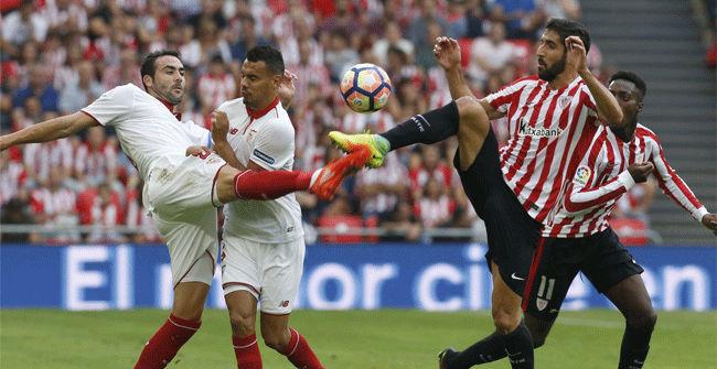 Resumen Y Goles Del Athletic Sevilla 3 1 Partido De La