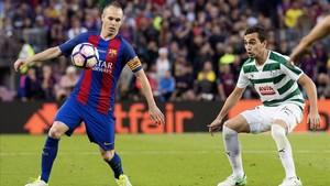 Andrés Iniesta podría entrar en los planes de la Juventus