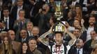Dani Alves ganó el Scudetto con la Juventus