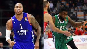 DeShaun Thomas y James Anderson refuerzan al Maccabi y Khimki respectivamente